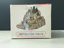 "Liberty Falls ""Scenic Overlook"" Ah147 New In Box!"