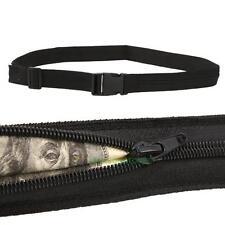 Travel Secret Waist Money Belt Hidden Security Safe Protect Wallet Ticket Pouch