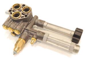 Complete Washer Pump Head with Unloader for many Troy-Bilt Sprayer SRMW2.4G28