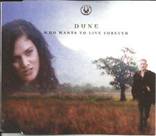DUNE Who Wants to Live Forever MIXES 5TRX QUEEN REMAKE CD single SEALD USA seler