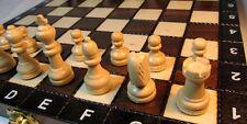 ajedrez muy bonito Ajedrez De Madera Tablero Ajedrez 27 x 27cm