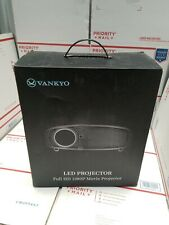 VANKYO Leisure 510 Home Cinema Video Projector 3800 Lux 1080P HDMI Cable&Bag NEW