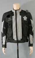 APB SCREEN WORN APB POLICE OFFICER MOTO JACKET MULTIPLE EPISODES ORIGINAL