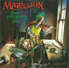 Marillion – Script For A Jester's Tear CD UK Issue   EMI – CDP 7 46237 2