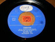 RITA REYS - SUMMERTIME - TOO CLOSE FOR COMFORT   / LISTEN - VOCAL JAZZ POPCORN