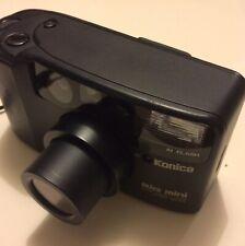 Konica Big Mini BM-411Z Super Compact Camera  Date AI Flash Continuous Shooting