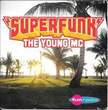 CD SINGLE 2 TITRES--SUPERFUNK--THE YOUNG MC--2000