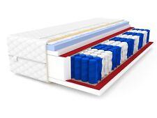 MATRATZE 100x200cm METIS H3 Taschenfederkern MEMO 24cm 9 zonen elastischer Schau