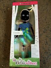 American Girl - Wellie Wishers Camille Doll - Broken Box