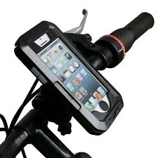 Bike Bicycle Handlebar Mount Holder Armband Waterproof Case For iPhone 5/5S/5C