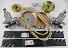 """John Deere 42"""" Mulching Mower Deck Rebuild Kit w/Mount Bolts L100 L105 L107 L108"""