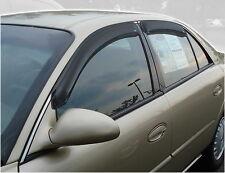 Auto Ventshade 94007 Ventvisor 4 pc. Smoke No Drill Installation