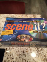 NEW Scene It? Movie Trivia 1st Edition DVD Game Mattel 2003