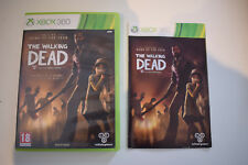 the walking dead telltale series saison 1 game of the year pal xbox 360 xbox360