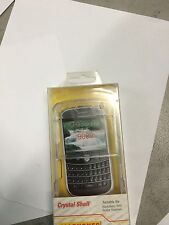 BlackBerry 9000 Bold Crystal Hard Case in Clear  CSBB9000 - A. Brand New in pack