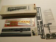 "HO Scale - Athabasca Canadian National ""Cape"" Buffet Lounge Passenger Train Kit"