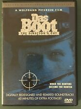 Das Boot - The Director'S Cut Dvd - When The Hunters Become The Hunted