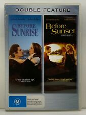 Dvd - (Multi) Before Sunrise / Before Sunset - Free Post #V2