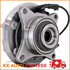 FRONT WHEEL BEARING & HUB ASSEMBLY FOR FORD F150 4WD 2011 2012 2013 2014 6 STUDS