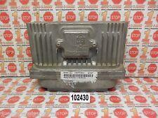 1996 96 OLDSMOBILE ACHIEVA ENGINE COMPUTER MODULE ECU ECM 16231853 OEM