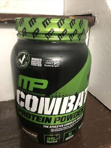 MusclePharm Combat Protein Powder - 25g Chocolate Milk 2 Lbs Exp 3/2023