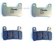 Pastiglie Anteriori BREMBO RC RACING Per SUZUKI GSX R 750 2010 10  (07SU27RC)