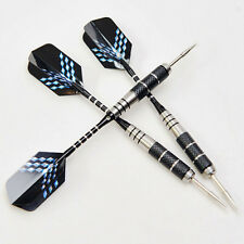 3pcs Steel Tip Steel 22g Darts with Nice Darts Flights durable dart shafts Toys