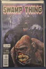 Swamp Thing v4 issue 10 DC Vertigo Comics by Joshua Dysart & Enrique Breccia