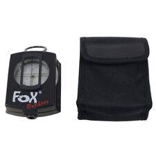 Fox Outdoor Boussole À Boîtier en Métal (noir)