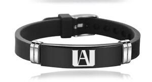 Anime My Hero Academia Bracelet Silicone Wristband
