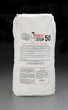 All Purpose Refractory Mortar, Heat Stop 50 (50 lb. Bag. Resistance 2,000°F +)