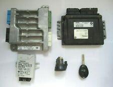 MINI BMW Cooper S R53 Hatchback Siemens ECU / EWS / BCU & Lock Set - 1 Key #82