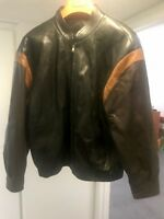 vintage bullock and jones leather jacket