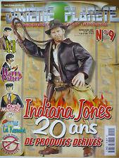 Magazine (très bel état) - Dixième planète 9 (spécial Indiana Jones)