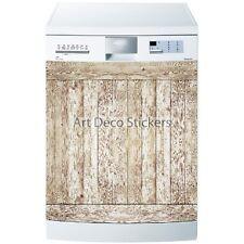 Magnet lave vaisselle Bois 60x60cm réf 5487 5487