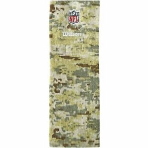 Wilson NFL Salute To Service Football Field Towel, Camouflage NEW