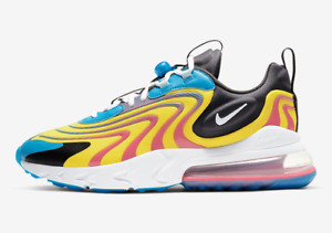 Nike Air Max 270 React Eng Laser Blue Watermelon Men's Sneakers