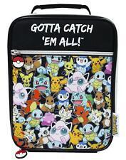 Pokemon Gotta Catch Em All lunchbag