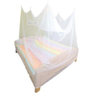 Mosquitonetz: Reise-Moskitonetz für Doppelbetten (2 x 2 x 2 m), 280 Mesh