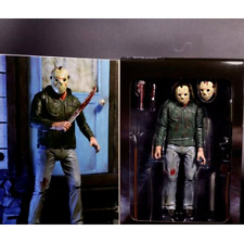 """Friday the 13th Part III 3D JASON VOORHEES 7"""" Scale Ultimate Action Figure NECA"""