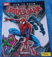 Marvel Comics How To Draw Spider-Man 2002 Troll Communications Venom Mysterio MJ