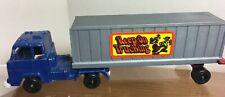 """Tootsie Toy """"Keep On Truckin"""" Semi Truck Trailer 1971"""