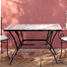 Mobili Giardino In Ferro.Tavoli Da Esterno In Ferro Nero Acquisti Online Su Ebay