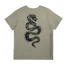 Taylor Swift Olive Green Reputation Stadium Tour Snake Tshirt Size XL