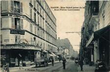 CPA PARIS (14e) Rue Didot. prise de la Rue Pierre Larrousse (538801)
