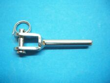 "T316 Stainless Steel Hand Swage Jaw Terminal for Cable Railing for 1/8"" Cable"