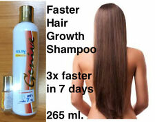 Genive Long Hair Fast Growth shampoo helps your hair to lengthen grow longer