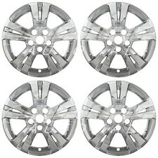 """17"""" Chrome Wheel Skins Compatible with 2010-2015 Chevy Equinox. Check video!"""