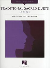 Traditional Sacred Duets - 18 Songs Vocal Choral Voice Learn Play Music Book