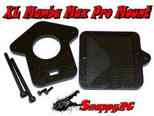 XL Mount Castle Mamba Max Pro ESC & 550 Large SCT Motors Slash 4wd 4x4  - BLACK